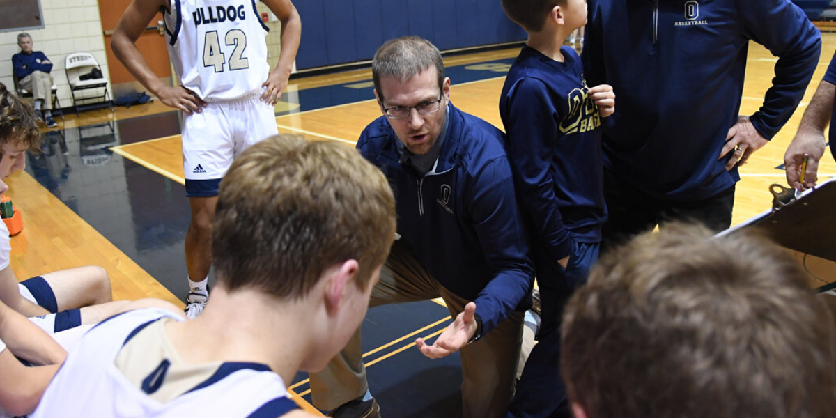 assistant basketball coach to head coach