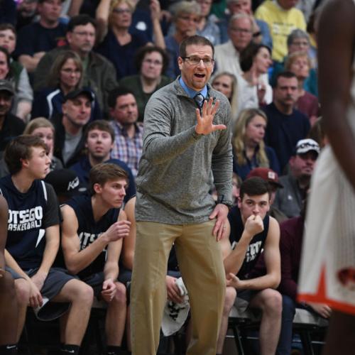 Coach Matt Dennis Basketball