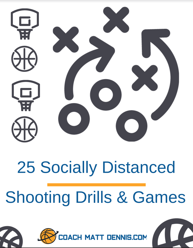25 Socially Distanced Shooting Drills and Games