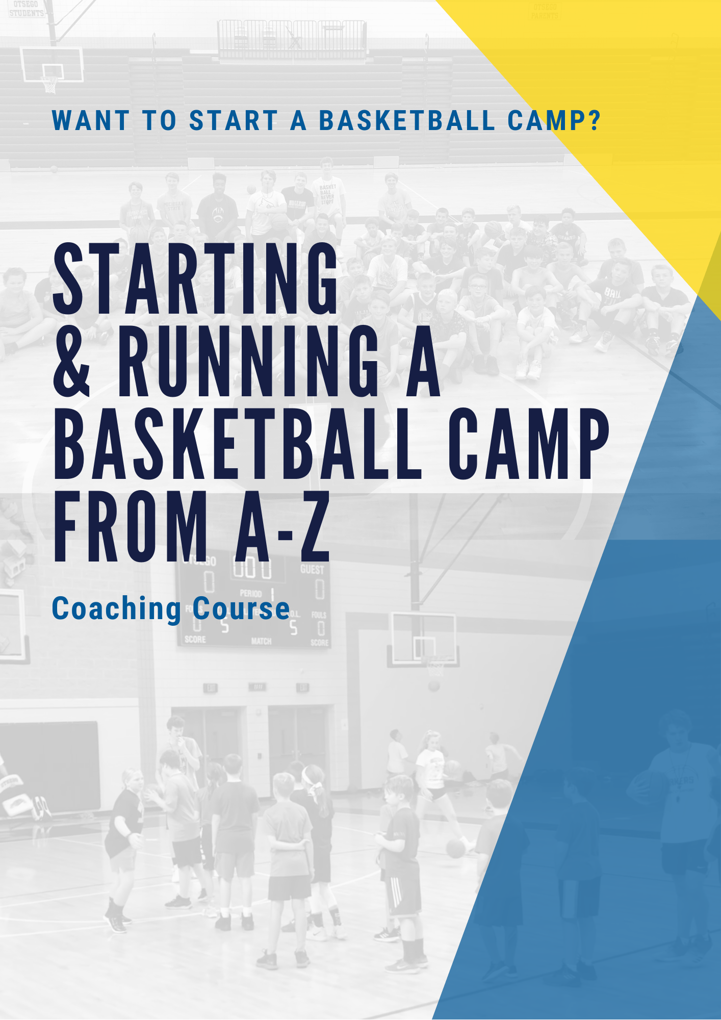 Bball Camp Cover