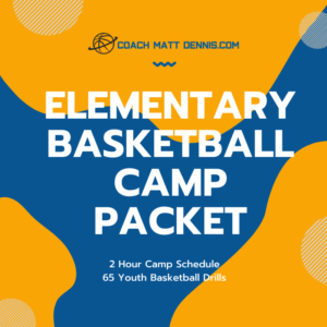 Elementary Basketball Camp Packet