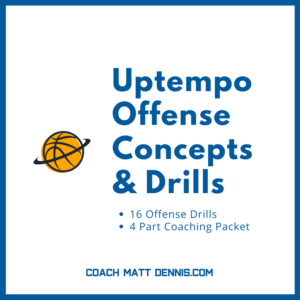 Uptempo Offense Concepts & Drills