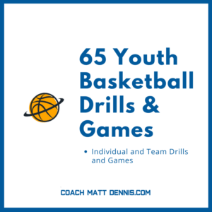 65 Youth Basketball Drills & Games